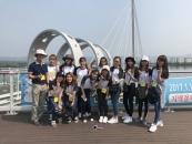 경인여대 국제무역과 유학생들, 농촌체험
