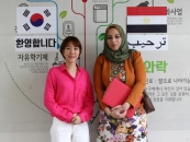 동대문진로직업체험지원센터, 이집트에 한국 진로교육 전파