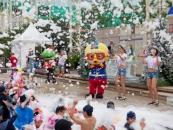 웅진플레이도시, '8월의 크리스마스' 이벤트