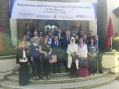 한성대, 모로코서 사이버범죄 예방 교육 연수