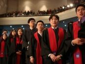 한남대, 코스모스 졸업식 부활