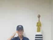 배재대 장동윤 학생, 군 복무 중 몰카범 잡아