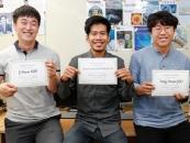 영남대 학생들, 국제학술대회 1·2·3등 석권