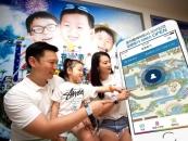웅진플레이도시, 국내 최초 비콘 일행찾기 서비스 도입