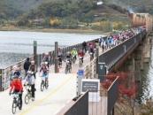 경기도 '남한강 자전거 길' 여행 뜬다