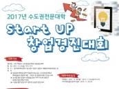 국제대, 수도권전문대 Start Up 창업경진대회