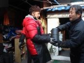 [포토 뉴스] 마포비즈플라자, 사랑의 연탄나눔 봉사 전개