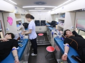 신성대, 헌혈봉사 통해 생명 존중·나눔 문화 확산