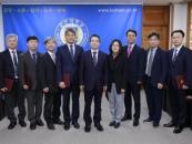 군산대 곽병선 총장, 주요 보직자에게 임명장 수여