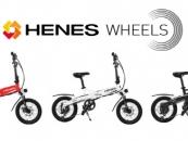 헤네스, 전기자전거 첫 번째 모델 'City' 출시