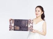 박주미, 피부진액앰플 '천수애진' 모델 발탁