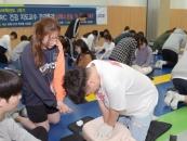 순천향대, 1학년 재학생 대상 심폐소생술 교육