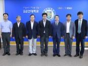 안호영 전북도당위원장, 군산대서 군산지역 경제 활성화 방안 논의