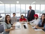 삼육대, 국제화 캠퍼스 구축 프로젝트 '글로리 삼육' 진행