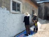 창원대 LINC+사업단, 창원시 태평동 마을만들기 봉사