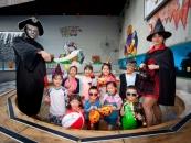 웅진플레이도시, 10월 축제의 계절 '할로윈 빅파티'