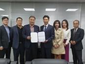 팝콘거래소, 기축통화 코인으로 'MP코인' 선정하는 상장 계약체결