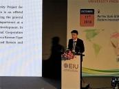 배재대 총장, 베트남 WTA 총회 포럼서 국제원조 주제 기조연설