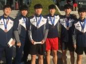경남과기대 배드민턴부, 전국체전 동메달 수상