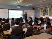 한동대 교육기부센터, 울산 상안중에 교육 프로그램 지원
