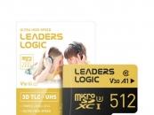 반도체·메모리카드 전문 리더스로직, microSD 512GB 출시