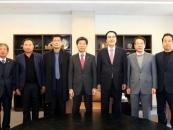 대전대 총동문회장, 릴레이 발전기금 4800만 원 전달