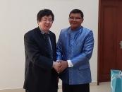 한동대 총장, 캄보디아서 프로젝트 기반 교육 논의