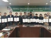 호원대 전북보건복지증진센터, 산학미니클러스터 운영회