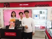 레드컨테이너, 중국시장 잡은 페로몬 향수로 동화면세점 입점