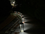 전주대 오원경·추예지 학생, 어두운 캠퍼스 태양광 조명으로 밝혀