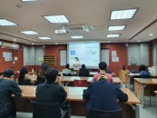 국제대 대학일자리센터, 산업디자인계열 학생 대상 진로특강