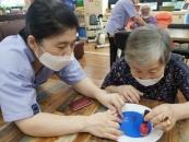 수원 우리함께 주간보호센터, 노인 활동성 높인 프로그램 눈길