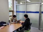 순천대 대학일자리센터, '성공취업 모의면접' 실시