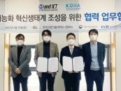 한국산기대-한국산업지능화협회, MOU 체결