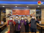 유가네닭갈비 양정점, 소비자가 뽑은 '우수 매장' 선정