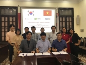 건양대, 베트남 특수교육 역량강화사업 MOU 체결