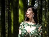 미스유니버스 박하리, 글로라이즈 아나즈 드레스로 세계무대 도전