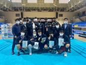 대전대 복싱부, 대한복싱협회장배 전국복싱대회 종합 2위