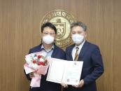 호서대 박승규 LINC+사업단장, 교육부장관 표창 수상