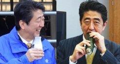 '후쿠시마산 먹방' 아베<br>일본인도 등돌렸다