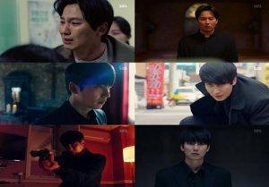 '열혈사제', 신부복 벗은 김남길 흑화에 최고 시청률 24.1%