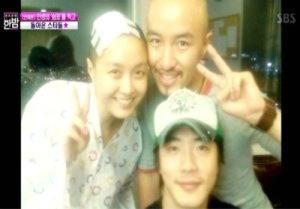 이의정, 뇌종양 투병 당시 모습 '미소'