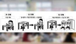 """""""수능 재연기 사실상 불가""""…지진대처 3단계 행동요령?"""