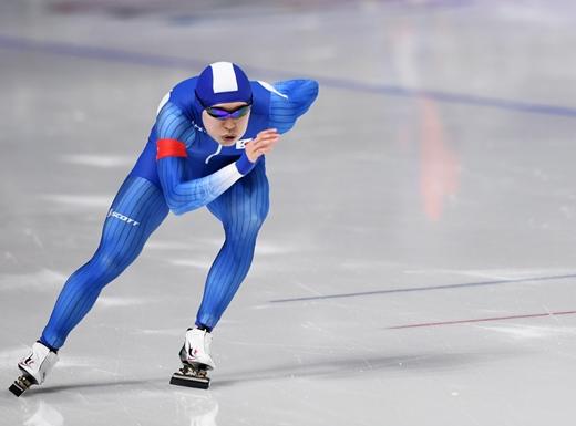 동메달 목에 건 남자 스피드스케이팅 1000m