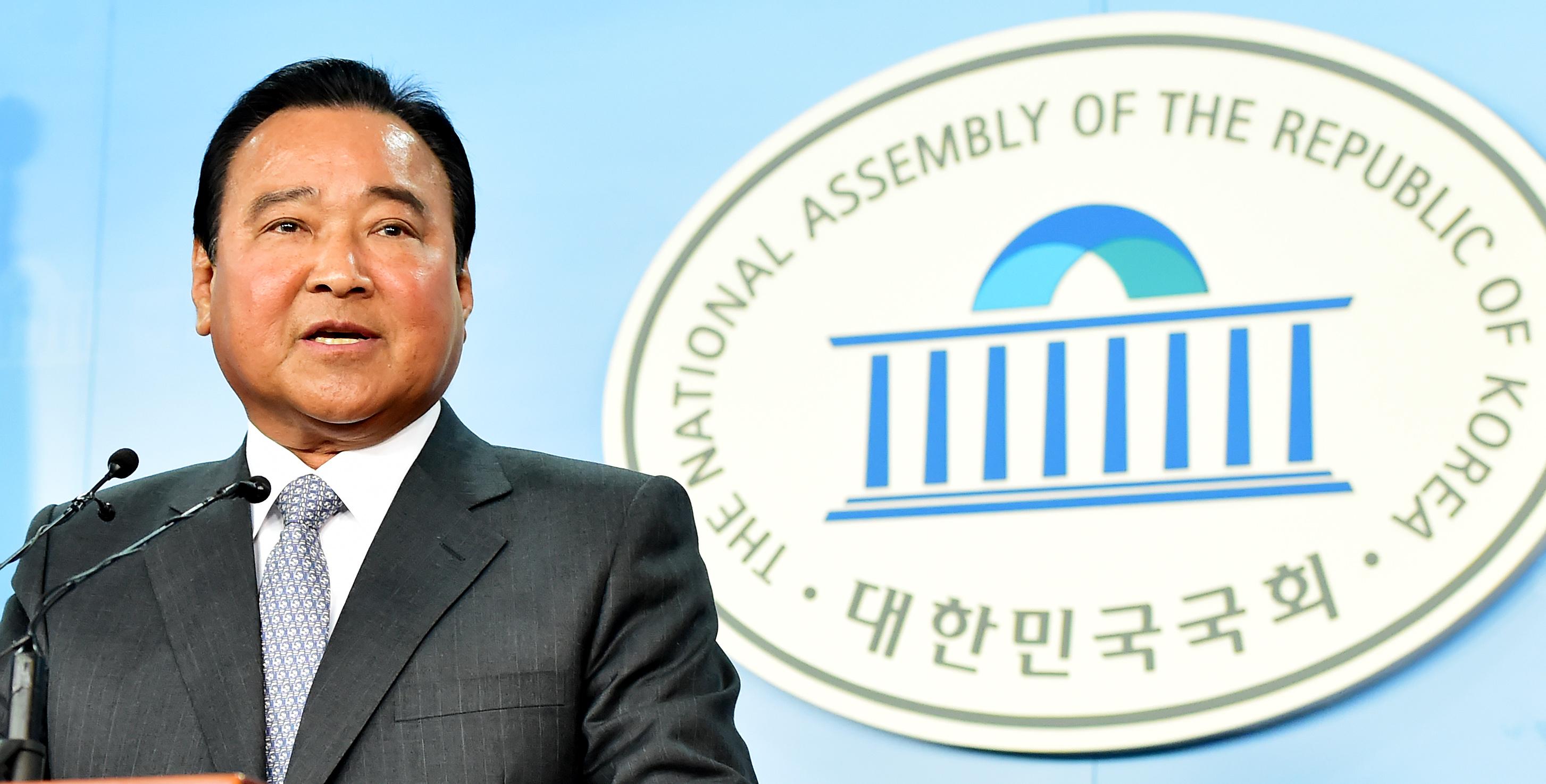 이완구, 6.13 선거 불출마 선언