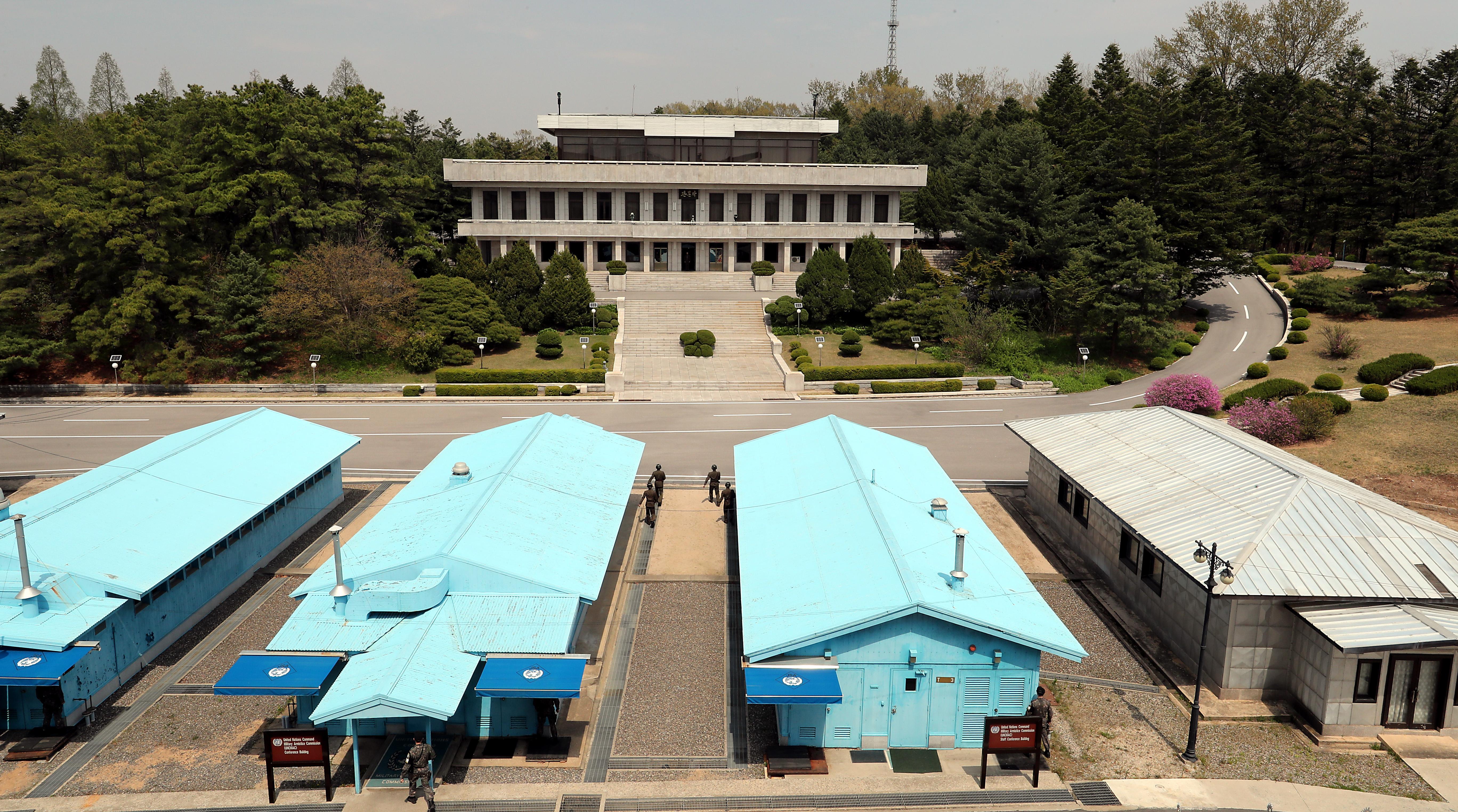하루 앞으로 다가온 남북정상회담