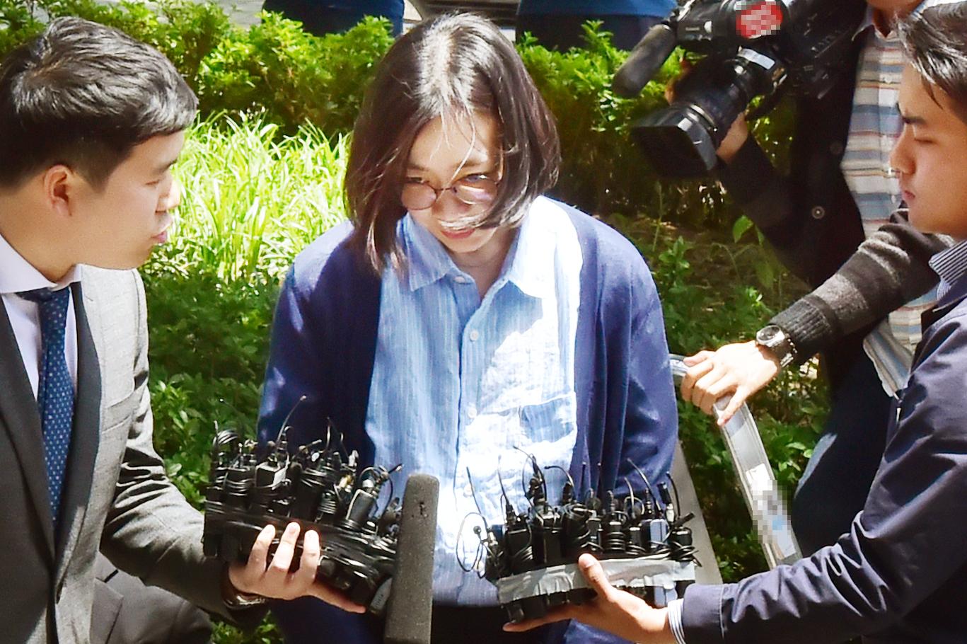 땅콩회항 조현아, 도우미 불법 고용 또다시 도마