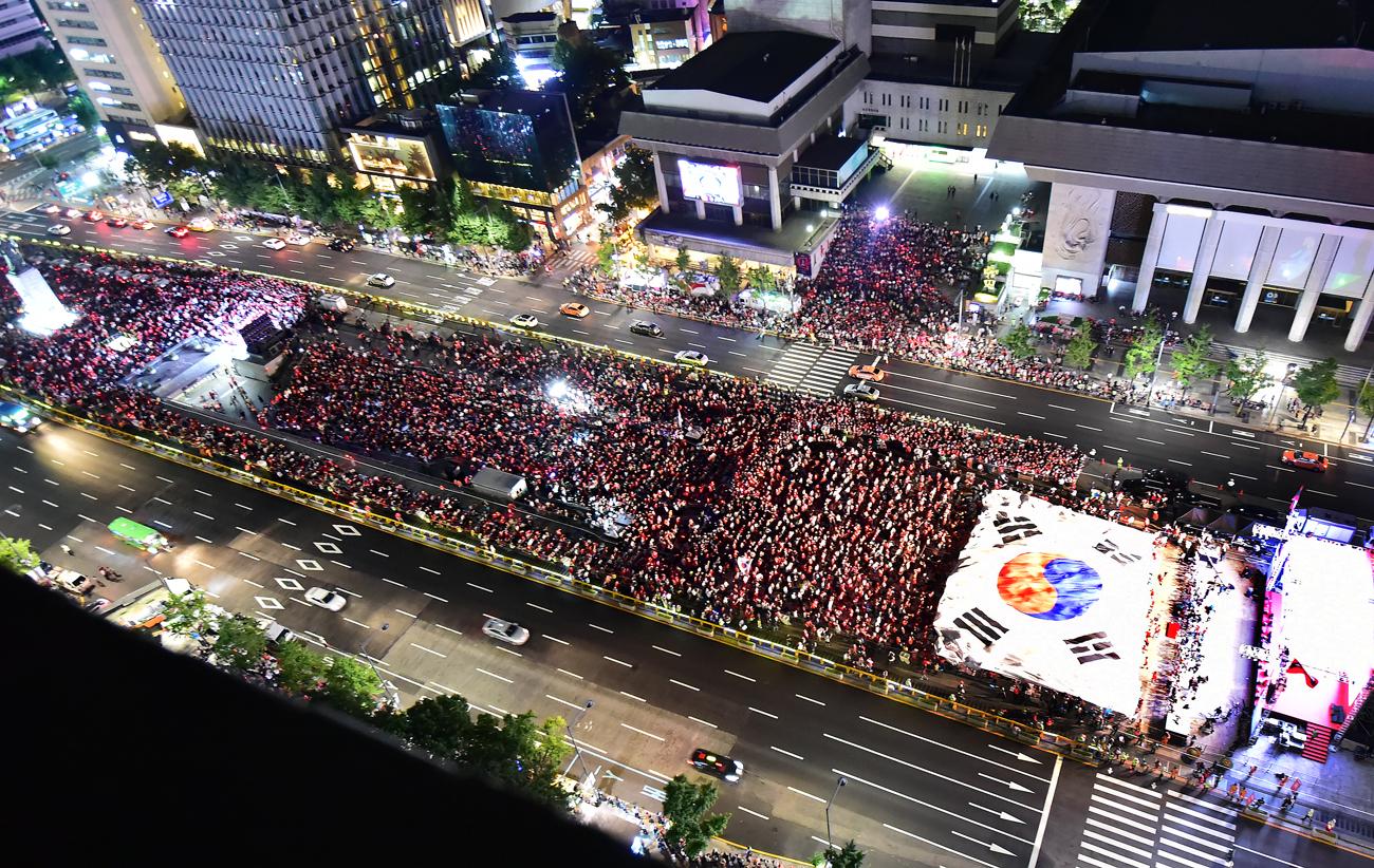 2018 러시아월드컵, 대한민국 첫 경기
