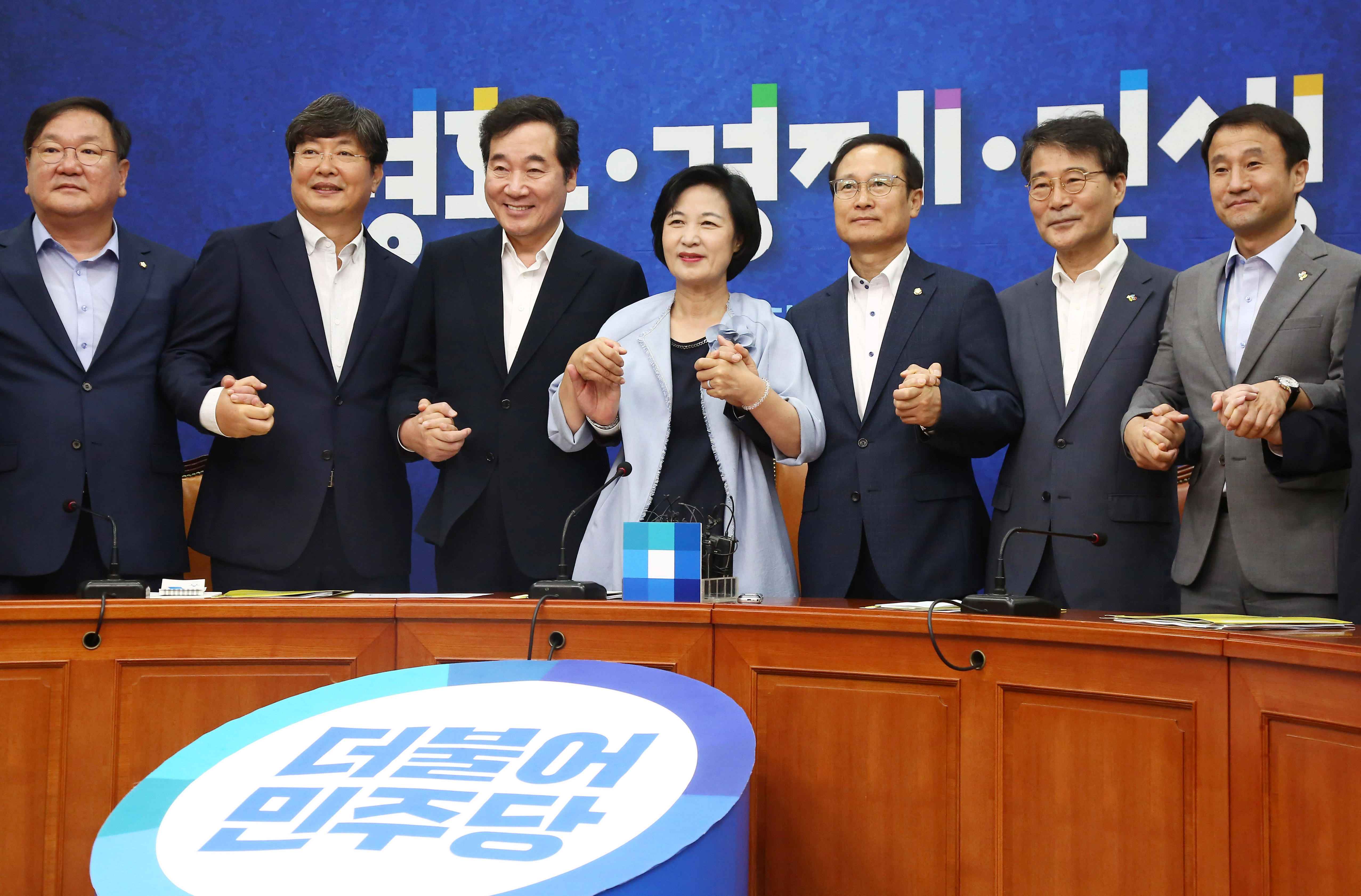 고위 당정청, '남북 후속조치 및 서민경제 대책' 논의