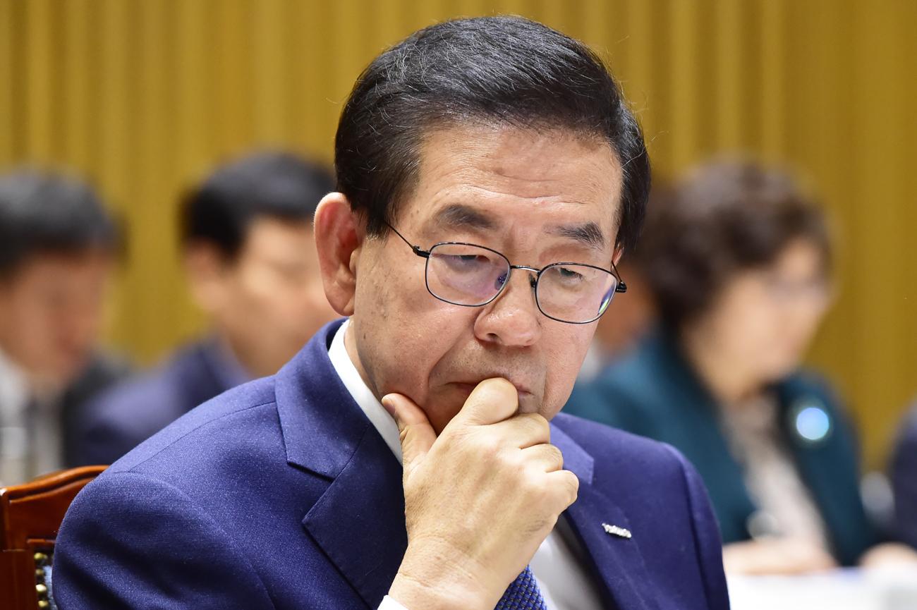 서울시 국감, 채용비리 의혹에 여야 뜨거운 공방